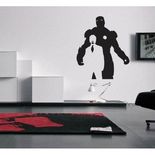 Iron Man Wall Decal