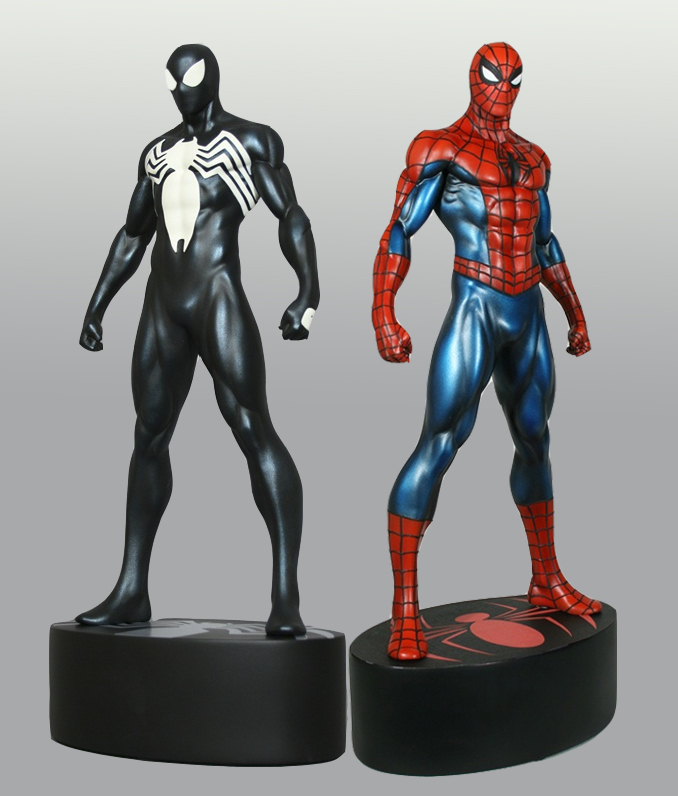 The Amazing Spider Man Statues By Bowen Designs