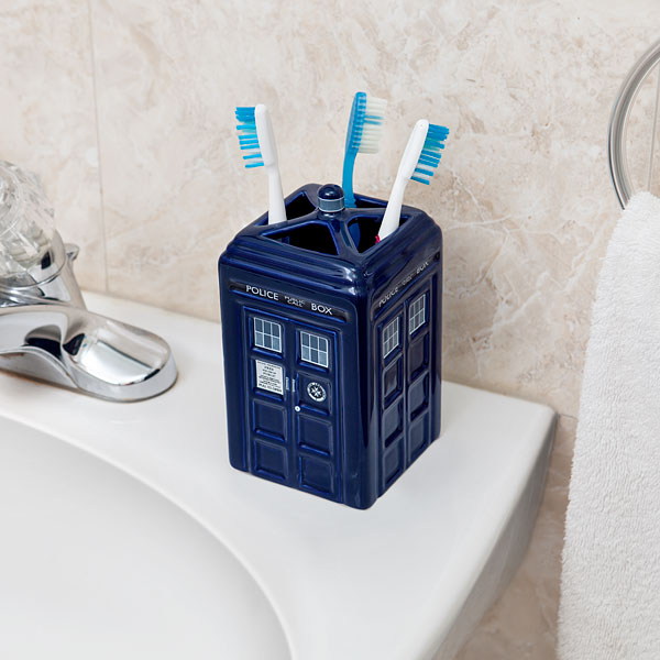 Great Items For A DOCTOR WHO Bathroom | Geek Decor