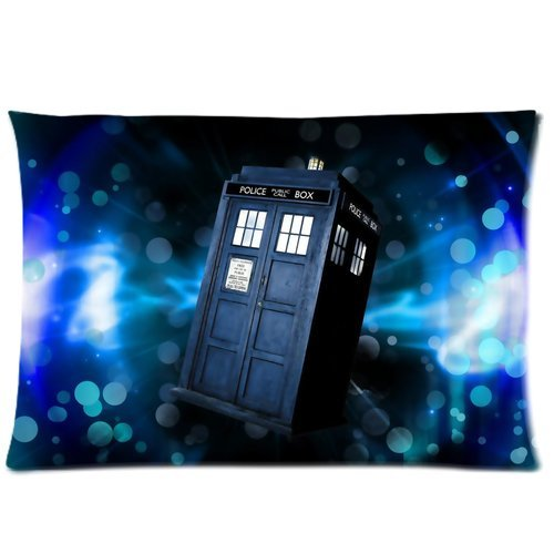 Doctor Who TARDIS Pillowcase