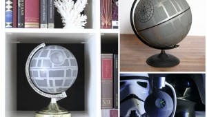 Star Wars Death Star Globes - Geek Decor