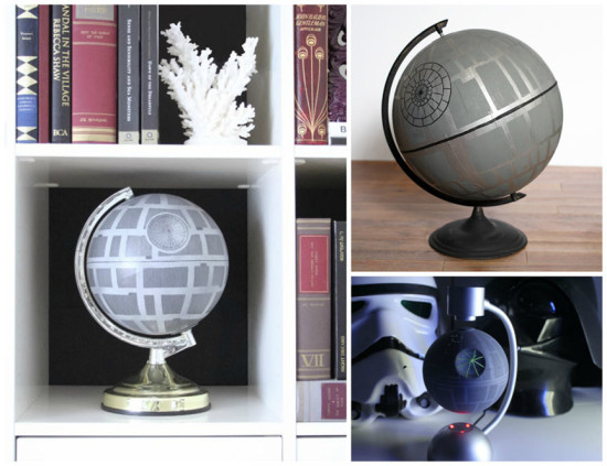 Giy Star Wars Death Star Globes From Our Nerd Home Home Decorators Catalog Best Ideas of Home Decor and Design [homedecoratorscatalog.us]