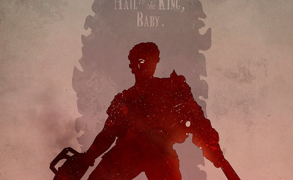 Army of Darkness Giclee Print - Geek Decor