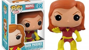 Jean Grey Dark Phoenix Marvel Pop! Vinyl Bobble Head - Geek Decor