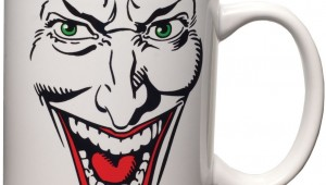 The Joker Face Mug - Geek Decor