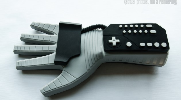 Power Glove Oven Mitt - Geek Decor