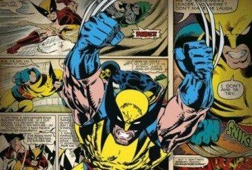 Marvel Comics Wolverine Poster Geek Decor