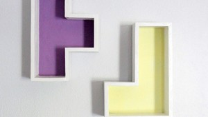 GIY - Do It Yourself Tetris Shelves
