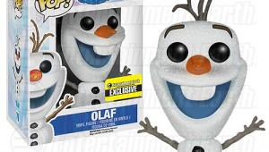 Frozen Glitter Olaf Pop! Vinyl Figure - Geek Decor