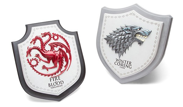 Game Of Thrones Wall Plaques - Geek Decor