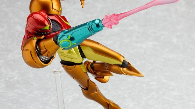 Metroid Samus Aran Figma Figure Geek Decor