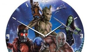 Guardians of the Galaxy 3D Pendulum Wall Clock - Geek Decor