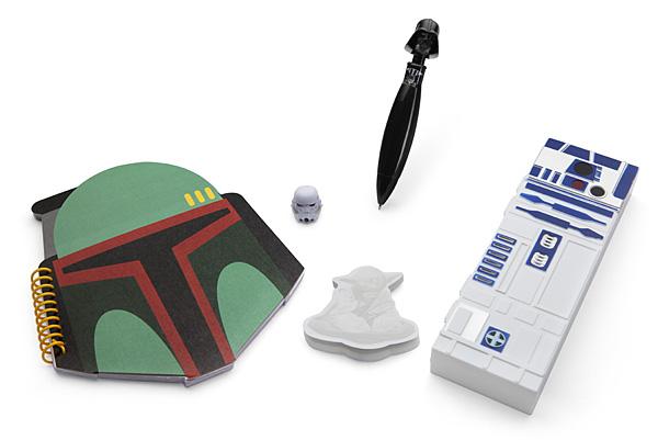 Star Wars Stationary Set - Geek Decor