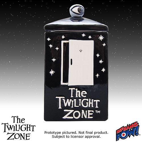 The Twilight Zone Cookie Jar