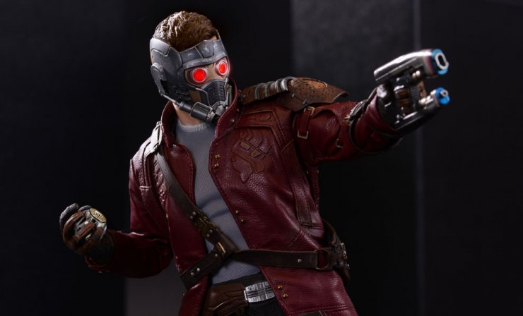 Star-Lord Sixth Scale Figure - Geek Decor