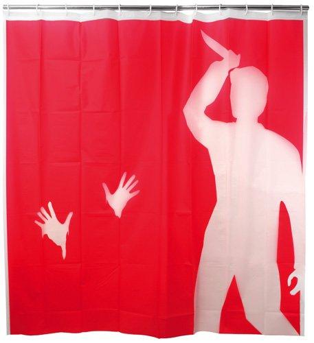 Psycho Shower Curtain | Geek Decor