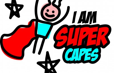 I Am Supercapes - Geek Decor