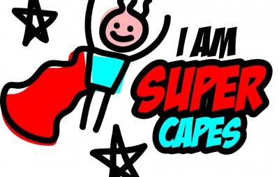 I Am Supercapes - Geek Decor