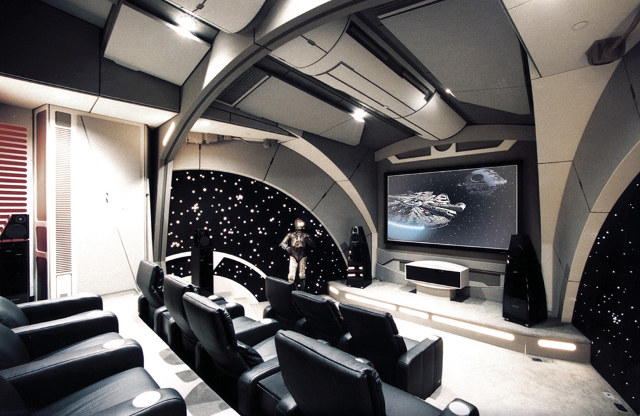 Star Wars Home Theater Jealous Much