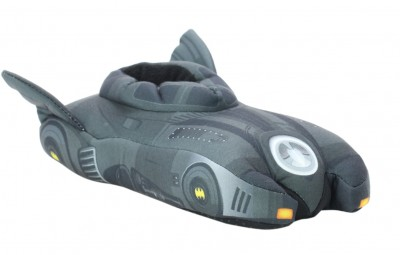 Batmobile Slippers - Geek Decor