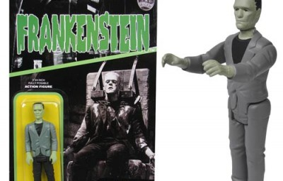 Universal Monster Re-Action Figures