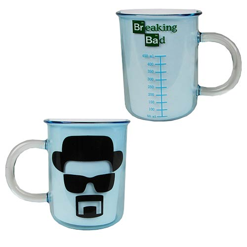Hands On With The Breaking Bad Beaker Mug And Travel Cup
