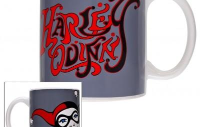 Harley Quinn Mug - Geek Decor