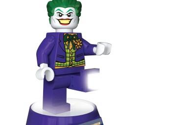 Lego Joker Light - Geek Decor