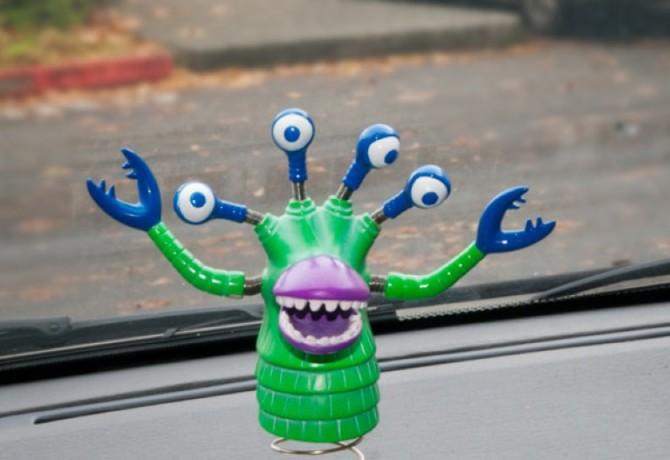 Monster Wiggler - Geek Decor