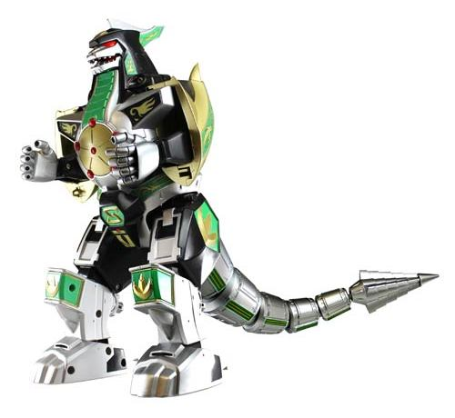 Power Rangers Legacy Dragonzord figure