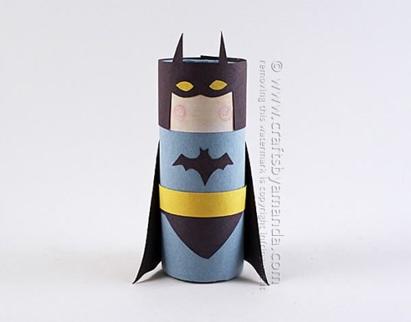 Batman S Robin Craft For Preschoolers