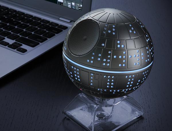 Star Wars Death Star Bluetooth Speaker - Geek Decor
