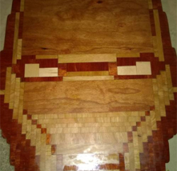 Iron Man Cutting Board - Geek Decor