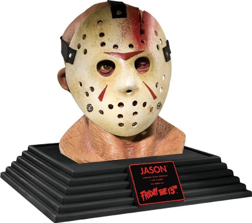 jason lives and man is he busted geek decor