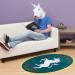 Magical Unicorn Rug In Use - Geek Decor