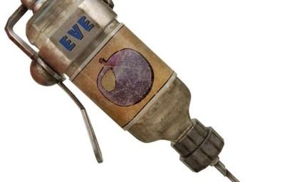 Bioshock 2 Syringe Prop