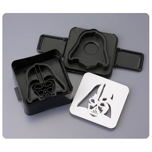 Nerdy Kitchen Accessories: Darth Vader Can Make You A Sandwich