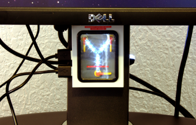 Flux Capacitor Notification - Geek Decor
