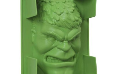 Hulk Gelatin Mold - Geek Decor
