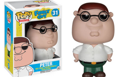 Peter Griffin Pop! Vinyl Figure - Geek Decor