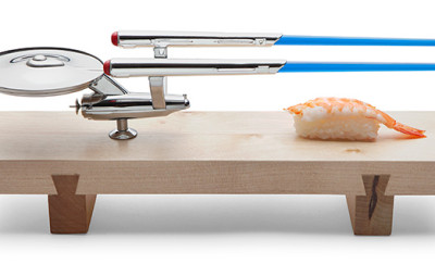 Star Trek Sushi Set - Geek Decor