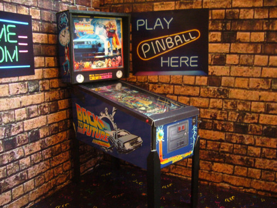 Man Cave Arcade Facebook : Mini arcade games for the man cave or game room geek decor
