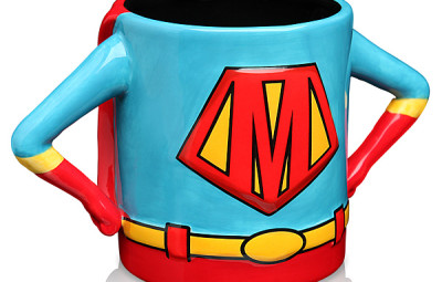 Superhero Mom Mug - Geek Decor