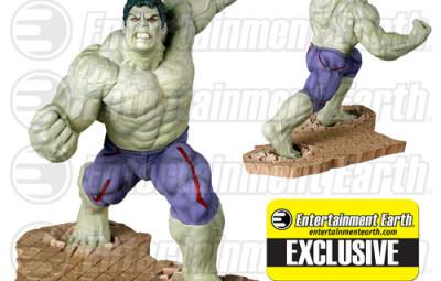 Age of Ultron Rampaging Hulk Statue - Geek Decor