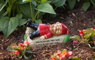 Star Trek Garden Gnomes Redshirt - Geek Decor