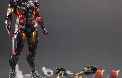 Iron Man Variant Figure - Geek Decor