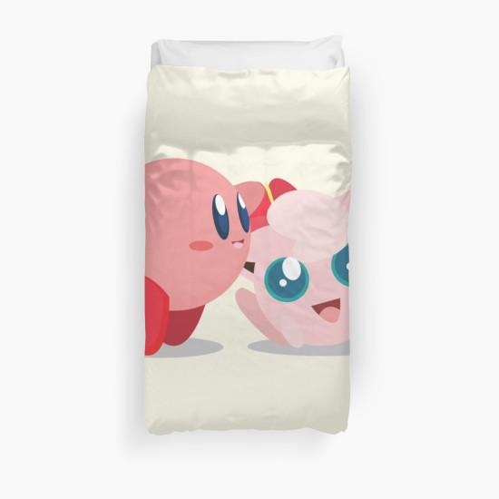 Kirby Amp Jigglypuff Kind Of Cuddles Geek Decor