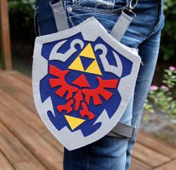 Legend of Zelda Holster Bag - Geek Decor