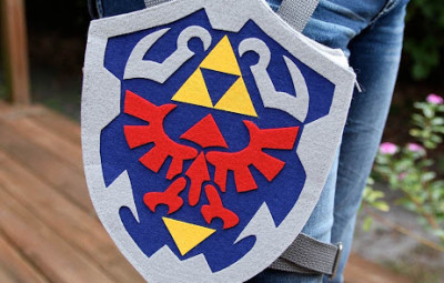 Legend of Zelda Holster Bag - Geek Decor