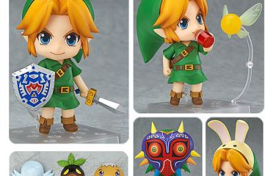 Link - Majora's Mask Nendoroid - Geek Decor